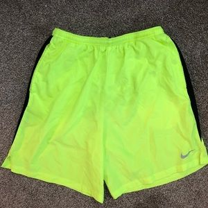 Men's Nike dri fit shorts